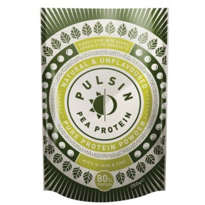 Pulsin Pea protein glutenvrij