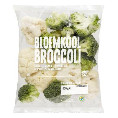 Huismerk Bloemkool- en broccoliroosjes