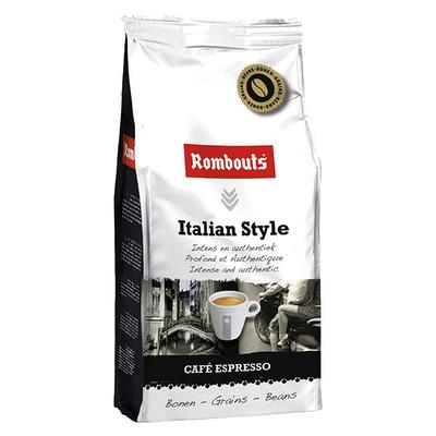 Rombouts Koffie Italian style bonen