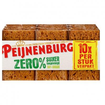 Peijnenburg Zero% suiker toegevoegd