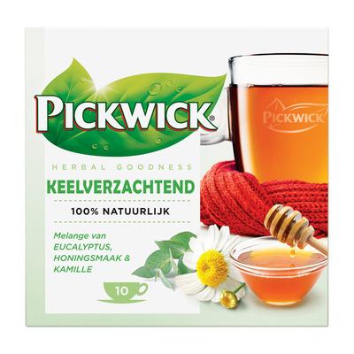 Pickwick Keelverzachtend kruidenthee