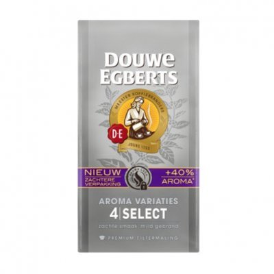 Douwe Egberts Select 4 filterkoffie