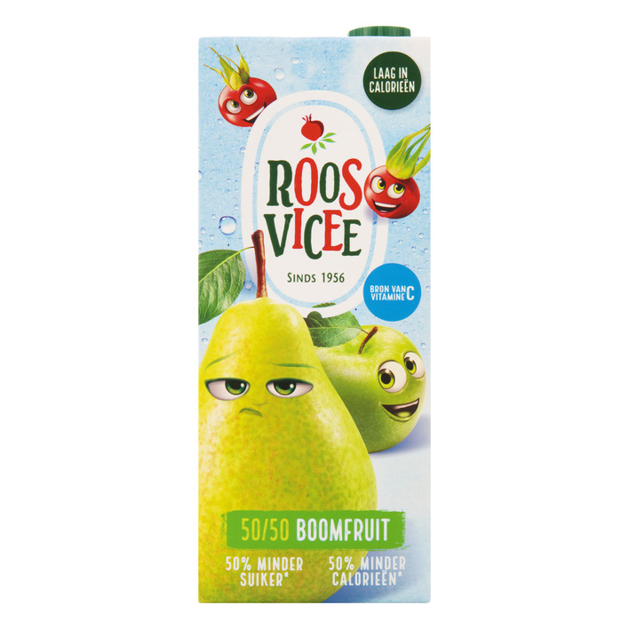 Roosvicee 50/50 kids boomfruit