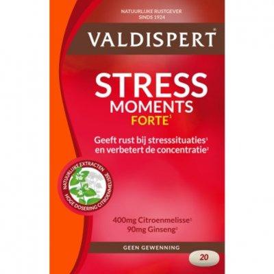 Valdispert Stress moments extra sterk tabletten