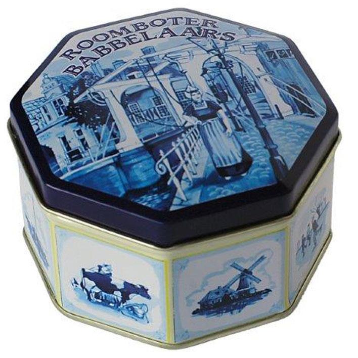 Rosenberg Roomboter babbelaars Delftsblauw