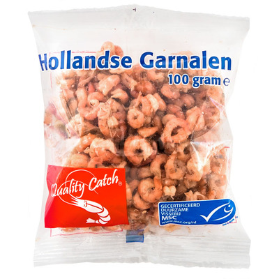 Quality Catch Hollandse garnalen
