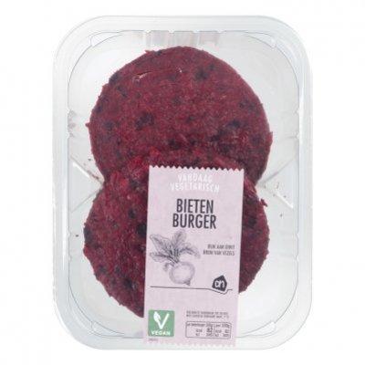 Huismerk Vegetarische bietenburger