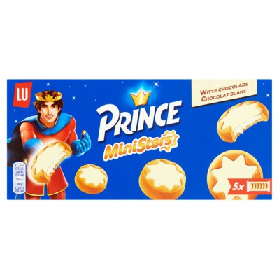 Prince Biscuits ministars white