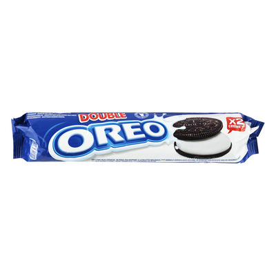 Oreo Biscuits double crème rollpack