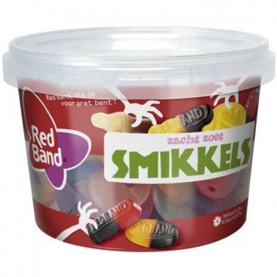 Red Band Smikkels uitdeelmix