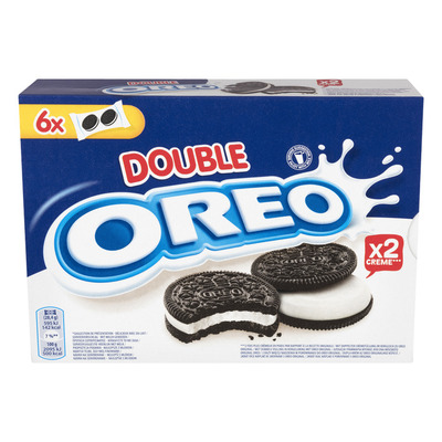 Oreo Biscuits double crème