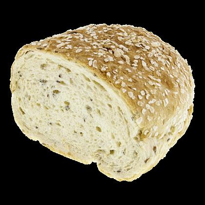 PLUS KORENLANDERS Vloerbrood spelt wit half