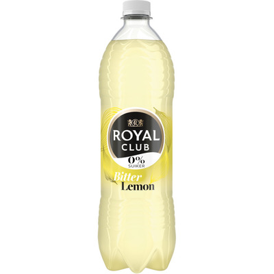 Royal Club Bitter Lemon 0% suiker