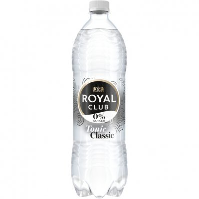 Royal Club Tonic 0% suiker
