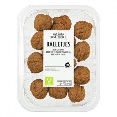 AH Fijn gekruide vegetarische balletjes