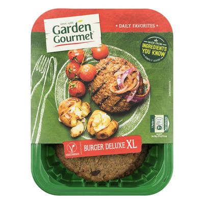 Garden Gourmet Vegetarische burger deluxe XL