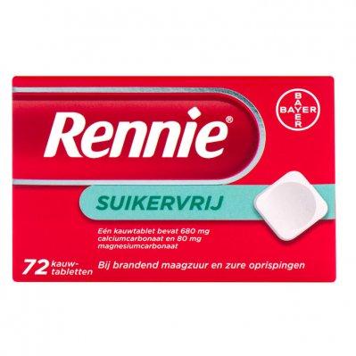 Rennie Maagzuur kauwtabletten suikervrij