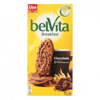 Liga Belvita chocolade