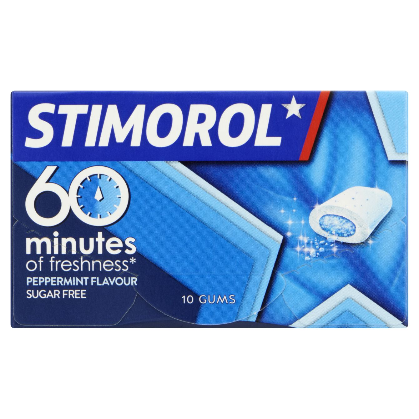 Stimorol 60 Minutes Peppermint Single