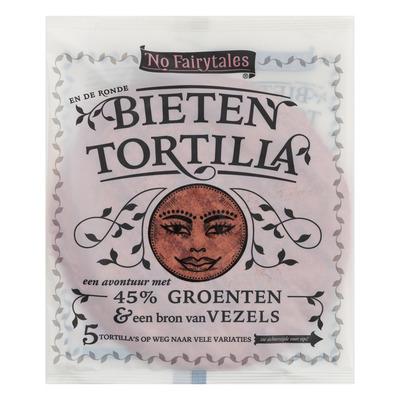 No Fairytales Bieten tortilla