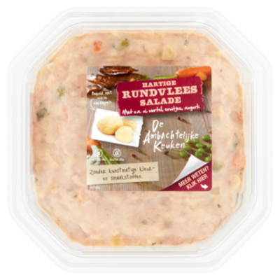 Ambachtelijke Keuken Rundvlees salade
