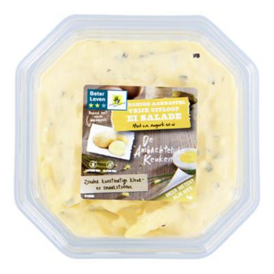 Ambachtelijke Keuken Aardappel vrije uitloop ei salade