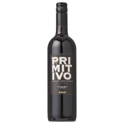 Huismerk Oeroud Druivenras Primitivo