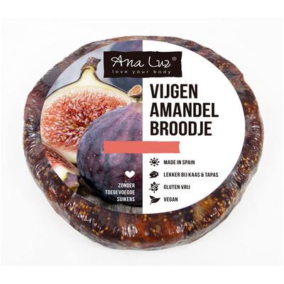 Ana Luz Vijgenbrood met amandelen