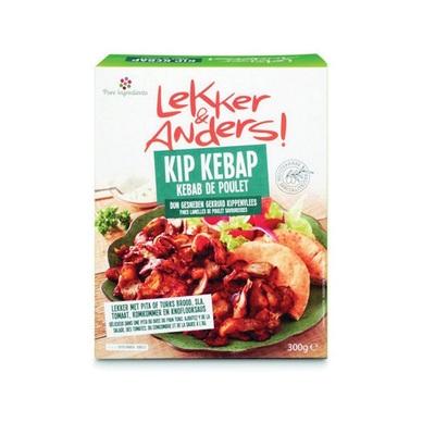 Lekker en Anders Kebab