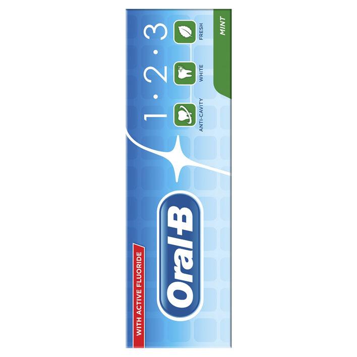 Oral-B 1.2.3 Tandpasta