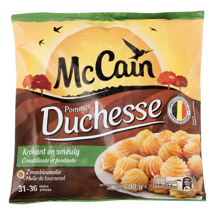 McCain Pommes duchesse