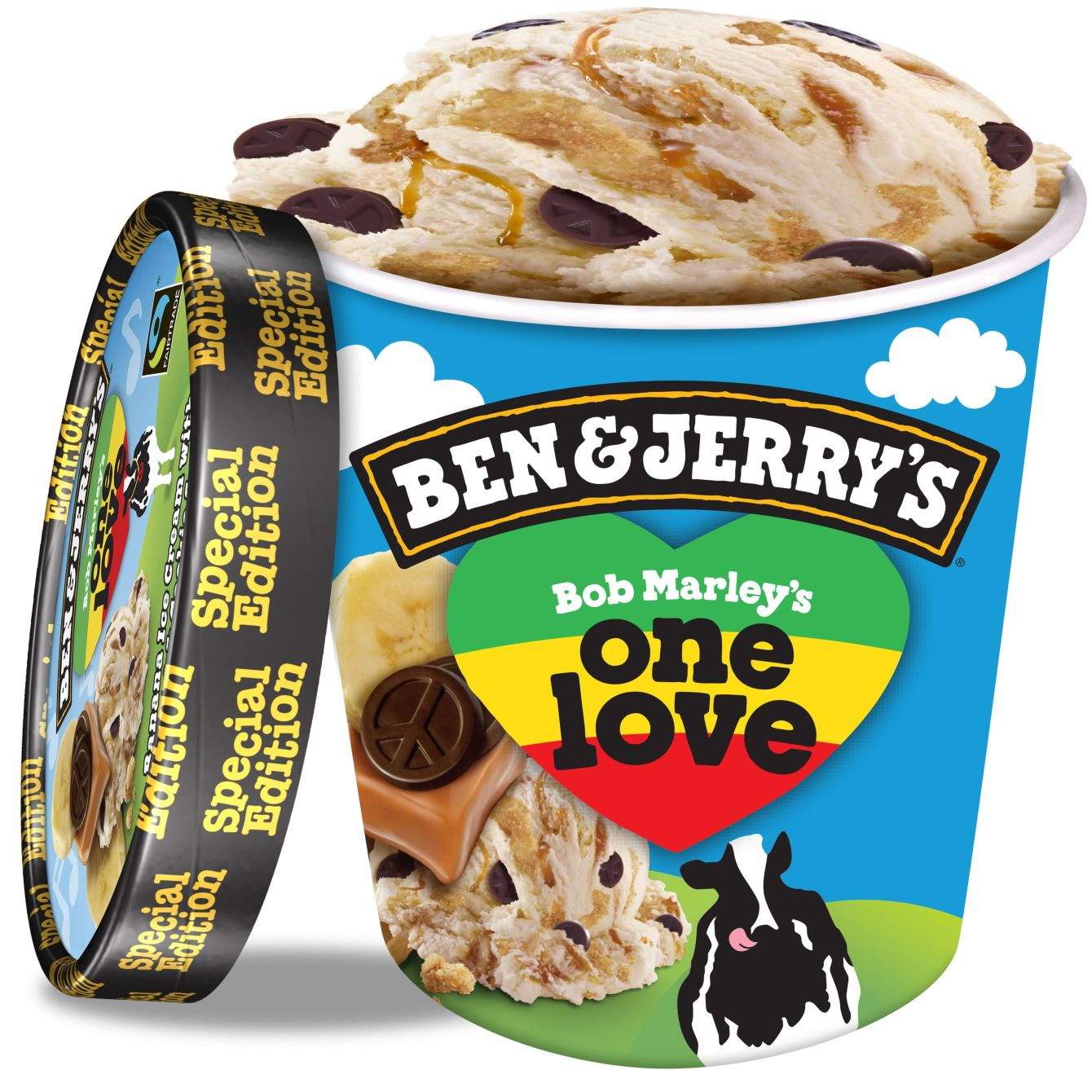 Ben & Jerry's Classic One Love Ijs