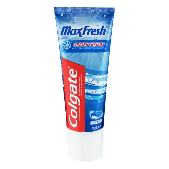 Colgate Max fresh cooling crystals tandpasta