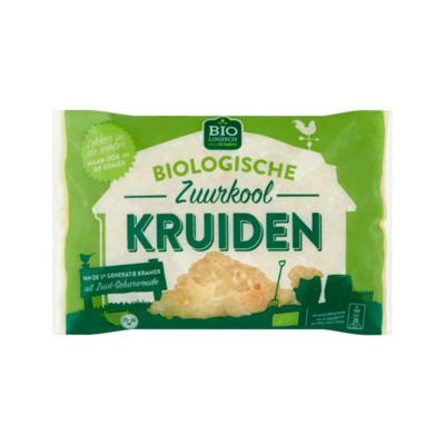 Huismerk Biologische Zuurkool Kruiden