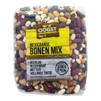 Oogst No. 1 Bonen mix