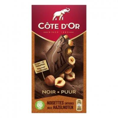 Côte d'Or Bloc puur hazelnoten