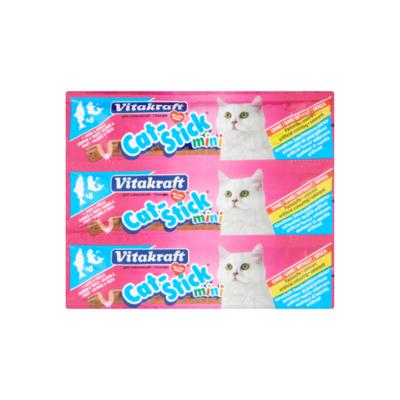 Vitakraft Cat-Stick Mini Salmon & Trout 3 Stuks