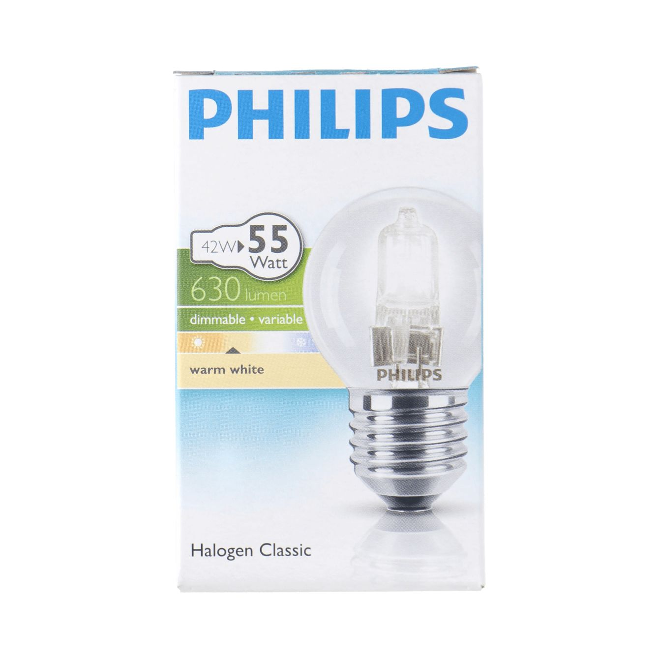 Philips Led Par E27 60w Warm Wit