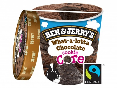 Ben & Jerry's IJs What a Lotta Chocolate