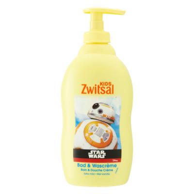 Zwitsal Kids Star Wars Bad & Douche