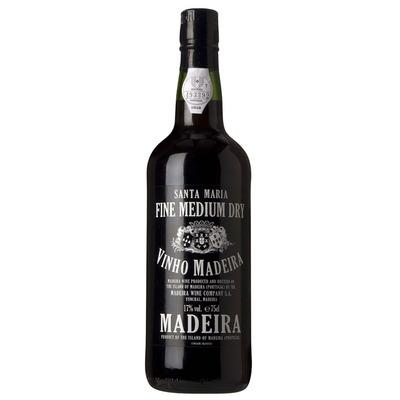 Santa Maria Vinho Madeira Fine
