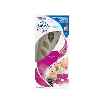 Glade by Brise Spray relaxing zen houder