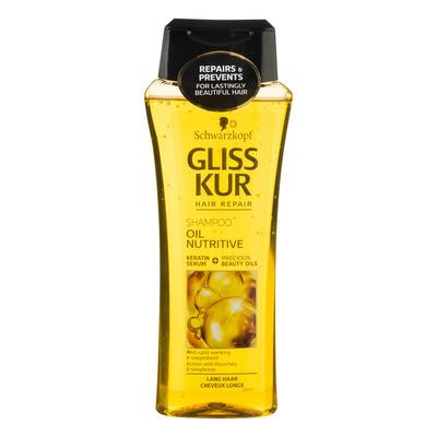 Gliss Kur Oil nutritive shampoo