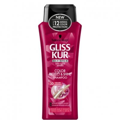 Gliss Kur Shampoo ultimate color