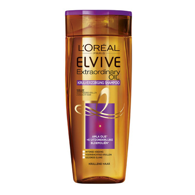 Elvive Shampoo curl nutrition