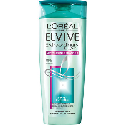 Elvive Shampoo extraordinary clay