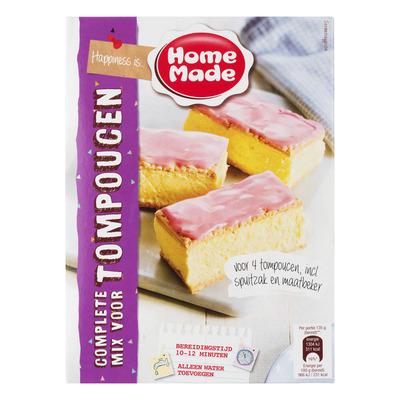 Homemade Pakket voor Hollandse tompoucen