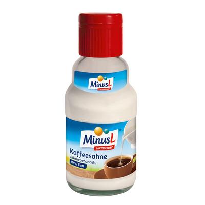 MinusL Lactosevrije koffieroom