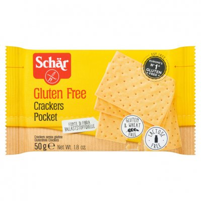 Schär Crackers pocket