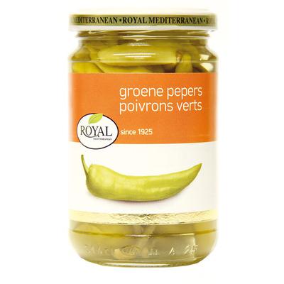 Royal Groene pepers